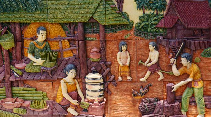 Thailands Senioren Kein Geld, keine Pflege